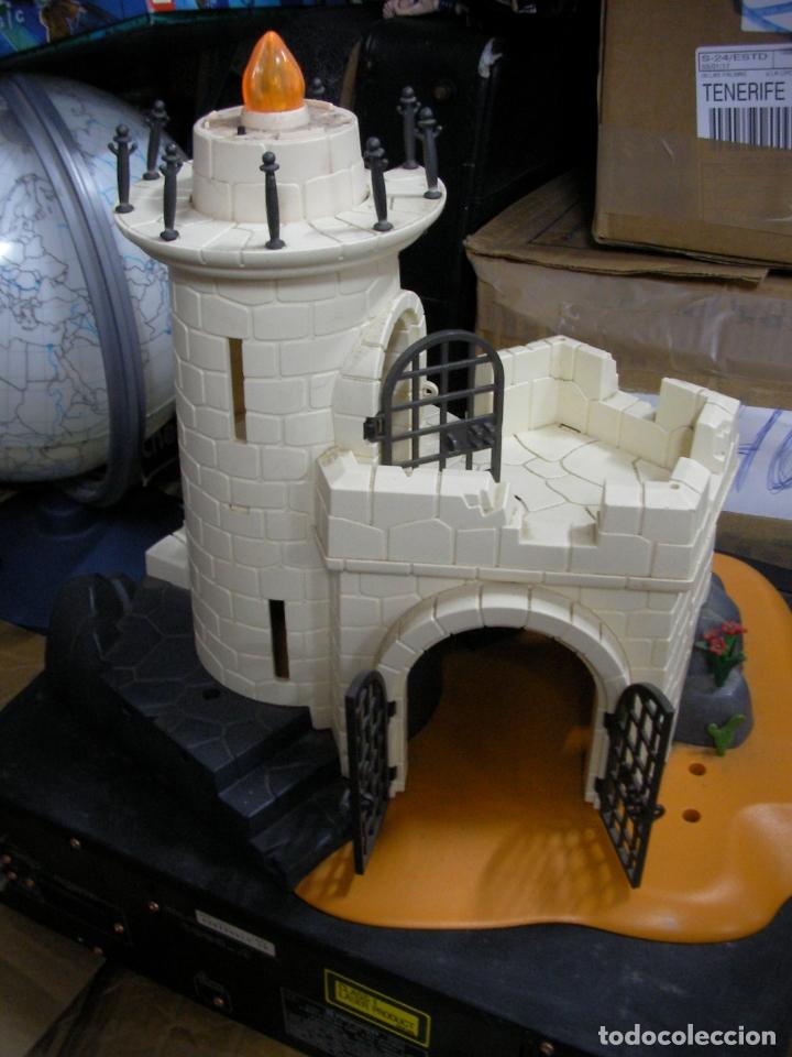 Playmobil: TORRE CASTILLO FARO CON BASE PLAYMOBIL - Foto 2 - 173645693