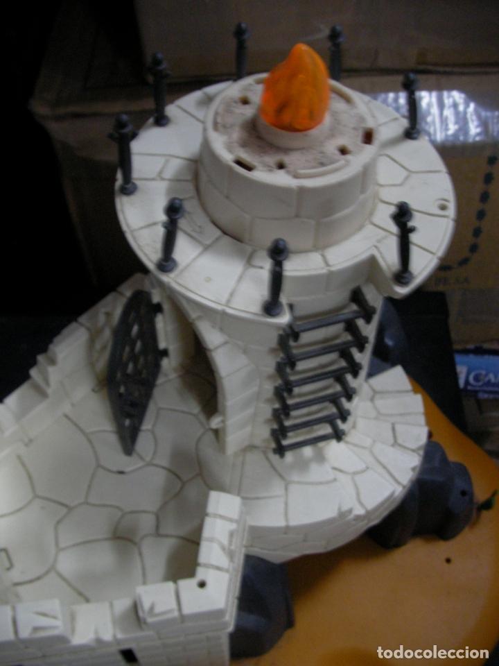 Playmobil: TORRE CASTILLO FARO CON BASE PLAYMOBIL - Foto 3 - 173645693