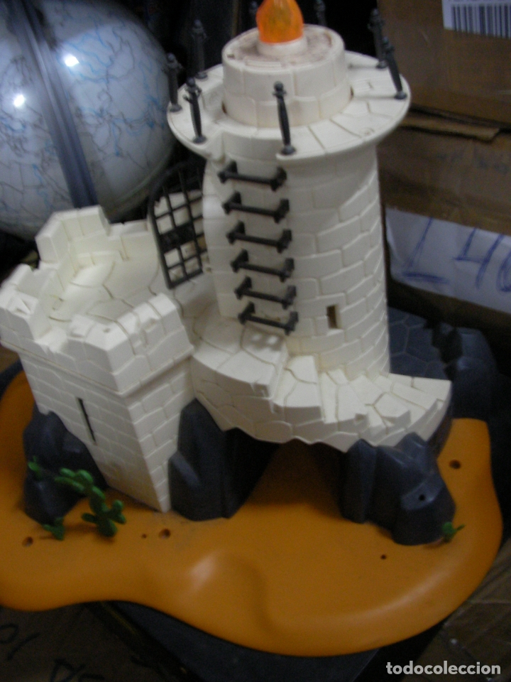 Playmobil: TORRE CASTILLO FARO CON BASE PLAYMOBIL - Foto 5 - 173645693