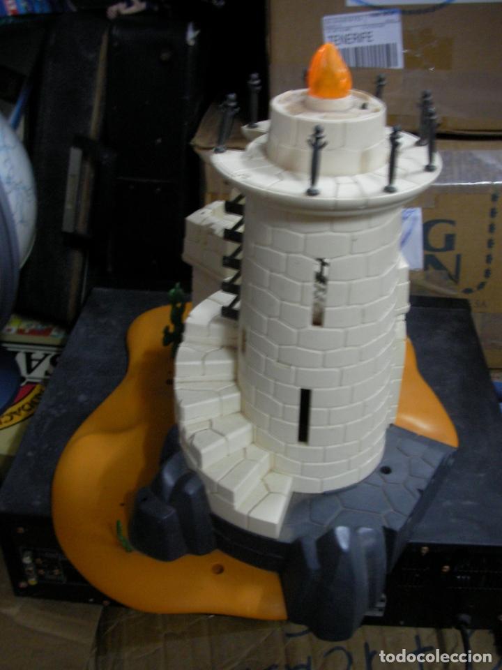 Playmobil: TORRE CASTILLO FARO CON BASE PLAYMOBIL - Foto 6 - 173645693