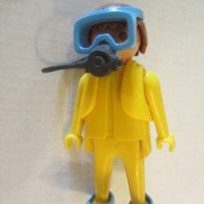 Playmobil: PLAYMOBIL BUZO. Lote 173670248