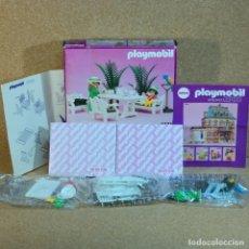 Playmobil: PLAYMOBIL REF. 5323, BOLSAS SELLADAS CON CAJA, TERRAZA VICTORIANA LINEA SERIE ROSA MANSIÓN 5300. Lote 217658697