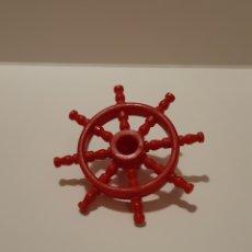Playmobil: PLAYMOBIL, TIMÓN, BARCO, PIRATA, RED, 5135. Lote 173816338