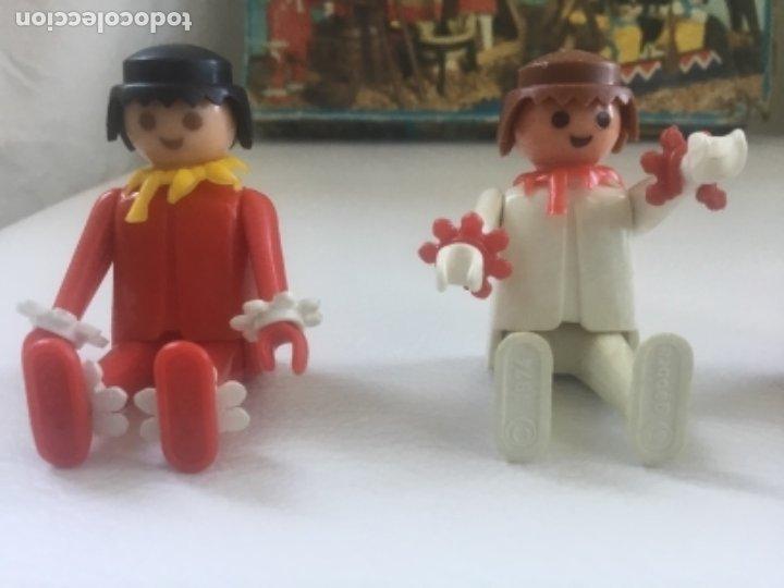Playmobil: Famobil playmobil 5 indios tipi totem ref. 3483 - Foto 7 - 173866395