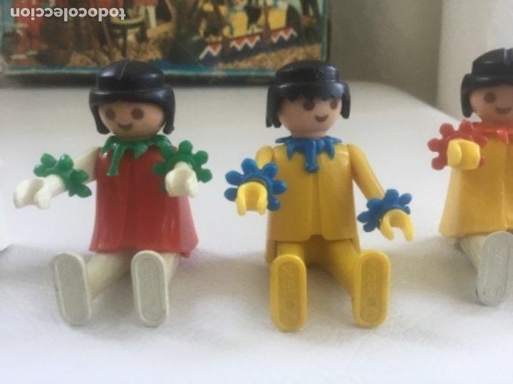 Playmobil: Famobil playmobil 5 indios tipi totem ref. 3483 - Foto 8 - 173866395