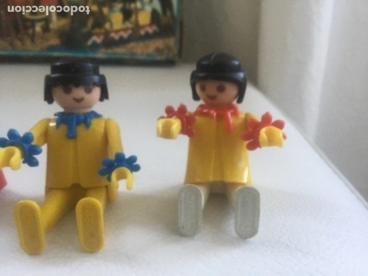 Playmobil: Famobil playmobil 5 indios tipi totem ref. 3483 - Foto 9 - 173866395