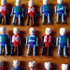 Playmobil: LOTE DE 15 PLAYMOBIL CHINOS FALSOS MEDIEVALES -. Lote 173893288
