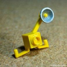 Playmobil: PLAYMOBIL CÁMARA MARINA FOTOGRÁFICA FOTOS, ACUÁTICA SUBMARINISTA BUCEADOR BUZO 3772 3479. Lote 173945128
