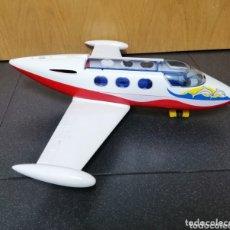 Playmobil: PLAYMOBIL 6081 AVIÓN VACACIONES AEROPUERTO SIN TECHO SIN RUEDAS. Lote 174030690