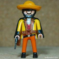 Playmobil: PLAYMOBIL MEXICANO - CUSTOM, PUEBLO LEJANO OESTE WESTERN . Lote 174049160