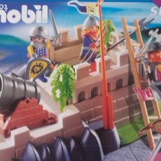 Playmobil: FORTIN MEDIEVAL COMPLETO. Lote 174050480