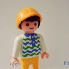 Playmobil: PLAYMOBIL C202 NIÑO NIÑA IDEAL COMPLETAR ESCENAS COLEGIOS PARQUE CITY. Lote 174173894