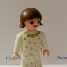 Playmobil: PLAYMOBIL C202 NIÑO NIÑA IDEAL COMPLETAR ESCENAS COLEGIOS PARQUE CITY. Lote 174173917