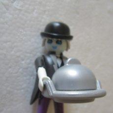 Playmobil: PLAYMOBIL MAYORDOMO FANTASMA. Lote 174180445