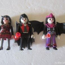 Playmobil: PLAYMOBIL FAMILIA DRACULA. Lote 174181640