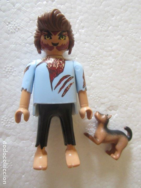 PLAYMOBIL HOMBRE LOBO (Juguetes - Playmobil)