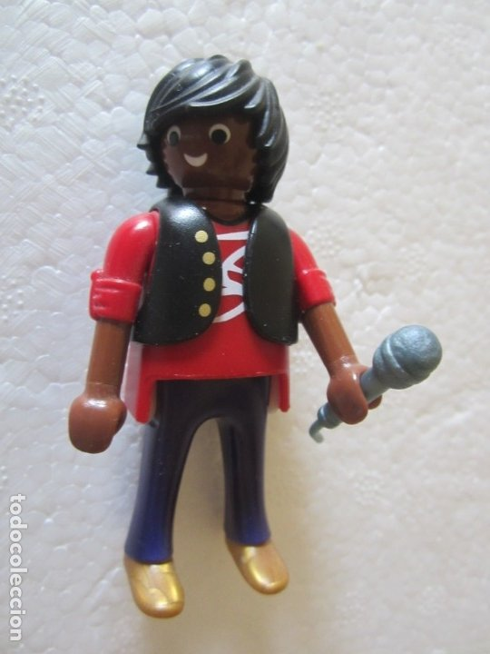 PLAYMOBIL CANTANTE (Juguetes - Playmobil)