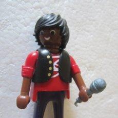 Playmobil: PLAYMOBIL CANTANTE. Lote 174182457