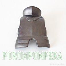 Playmobil: PLAYMOBIL CORAZA ARMADURA GRIS OSCURA PECHERA PETO CUELLO CABALLERO MEDIEVAL COMPLETAR O CUSTOM . Lote 174376783