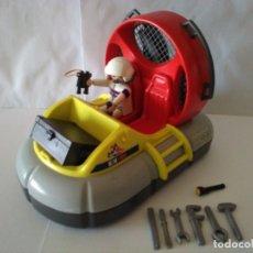 Playmobil: PLAYMOBIL-AERODESLIZADOR DINOSAURIO EXPEDICIÓN POLAR.3192. Lote 174441812