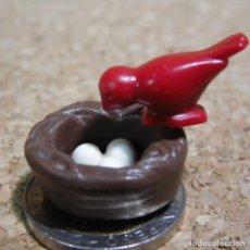 Playmobil: PLAYMOBIL PÁJARO CON NIDO, ANIMALES ÁRBOL AVE. Lote 194358108