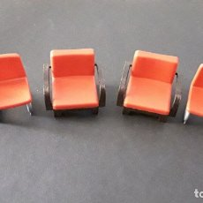 Playmobil: PLAYMOBIL, BUTACAS Y SILLAS. Lote 175149922