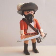 Playmobil: 1 PLAYMOBIL MOSQUETERO ARCABUCERO TERCIO ESPAÑOL FLANDES TERCIOS ESPAÑOLES CONQUISTADOR. Lote 175229472