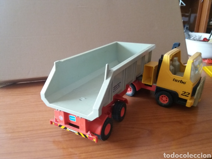 online shop good quality beauty Camion mammut playmobil