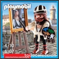 Playmobil: PLAYMOBIL 6107 ALBERTO DURERO.NUEVO.. Lote 175357223