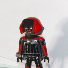 Playmobil: PLAYMOBIL MEDIEVAL FIGURA PILOTO AVION . Lote 175365963