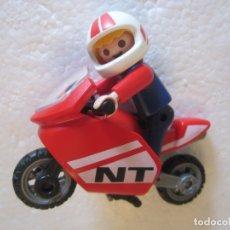 Playmobil: PLAYMOBIL NIÑO MOTO. Lote 175418298