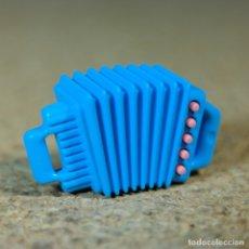 Playmobil: PLAYMOBIL ACORDEÓN CELESTE, INSTRUMENTO MUSICAL PAYASOS CIRCO. Lote 207149725
