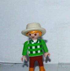 Playmobil: PLAYMOBIL MEDIEVAL FIGURA NIÑO GRANJA CAMPO. Lote 176120334