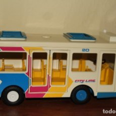 Playmobil: AUTOBUS CITY BUS REF 3782 PLAYMOBIL AÑO 1988. Lote 176130913