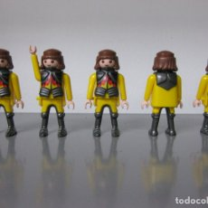 Playmobil: PLAYMOBIL LOTE FIGURAS VARIADAS MEDIEVAL. Lote 176304793