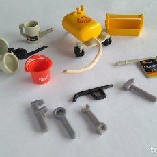 Playmobil: PLAYMOBIL LOTE HERRAMIENTAS TALLER MECÁNICO . Lote 176504138