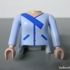 Playmobil: PLAYMOBIL RECAMBIO CUERPO Y DOS BRAZOS -PINZA NO INCLUIDA-. Lote 176604254