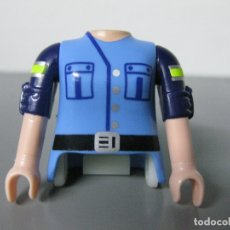 Playmobil: PLAYMOBIL RECAMBIO CUERPO Y DOS BRAZOS -PINZA NO INCLUIDA-. Lote 176604278