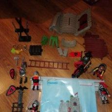 Playmobil: PLAYMOBIL 3274 CABALLEROS CLAN LOBO. Lote 176745705