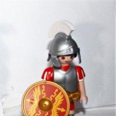 Playmobil: PLAYMOBIL MEDIEVAL FIGURA SOLDADO CENTURION ROMANO. Lote 176906474