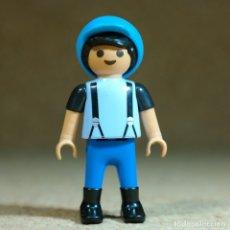 Playmobil: PLAYMOBIL NIÑO, OESTE WESTERN VICTORIANO GRANJA. Lote 177218245