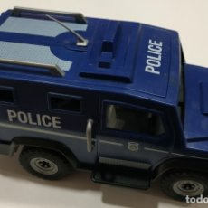 Playmobil: PLAYMOBIL , COCHE , CAMION POLICIA. Lote 177431227