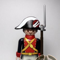 Playmobil: ESTUPENDO PLAYMOBIL CUSTOMIZADO GUARDIA CIVIL UNIFORME GALA VERANO 1844 EXCELENTE CALIDAD. Lote 177719335