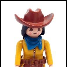 Playmobil: FIGURA PLAYMOBIL CUSTOM VAQUERA BANDIDA OESTE. Lote 177720462