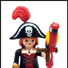 Playmobil: FIGURA PLAYMOBIL CUSTOM PIRATA BUCANERA. Lote 177720527