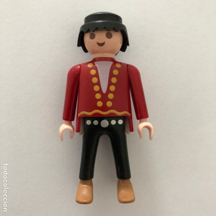 PLAYMOBIL SPECIAL 4544 BANDIDO PERSONAJE OESTE WESTERN (Juguetes - Playmobil)