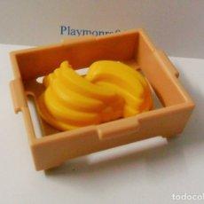 Playmobil: PLAYMOBIL C009 ALIMENTOS COMIDA FRUTA CAJA CON PLATANOS. Lote 177744830