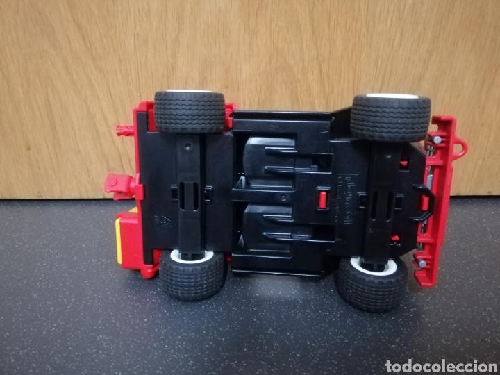 Playmobil: Playmobil 7962 3754 jeep rojo todoterreno moto motocicleta enduro motocross figura piloto coche - Foto 5 - 177934892