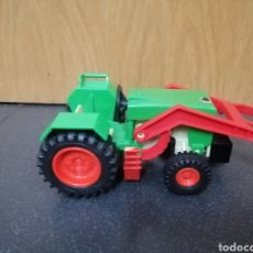 Playmobil: PLAYMOBIL 3500 TRACTOR VERDE GRANJA VEHÍCULOS. Lote 178031623