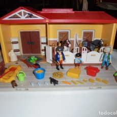 Playmobil: PLAYMOBIL 5671 COUNTRY.MALETIN GRANJA ESTABLO . Lote 178621235